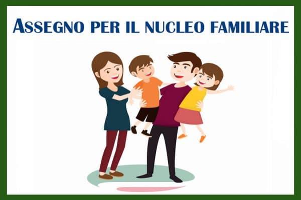 Assegni Familiari 2019 Domanda Dal 1° Luglio, Modulo ANF Inps Online
