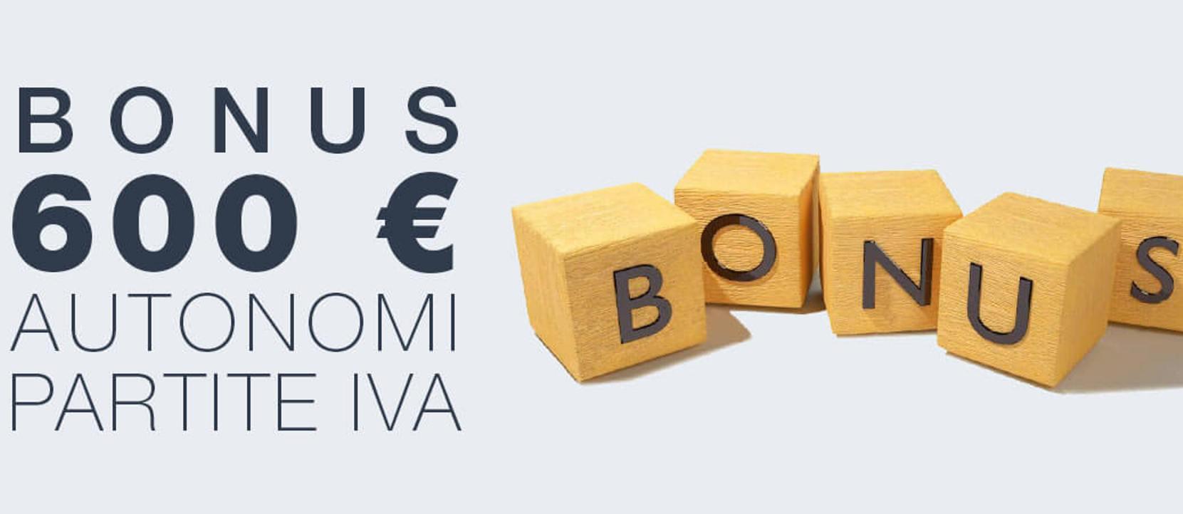 Bonus 600 Euro Autonomi E Partite IVA